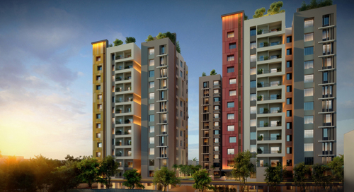Ideal Paradiso New Alipore