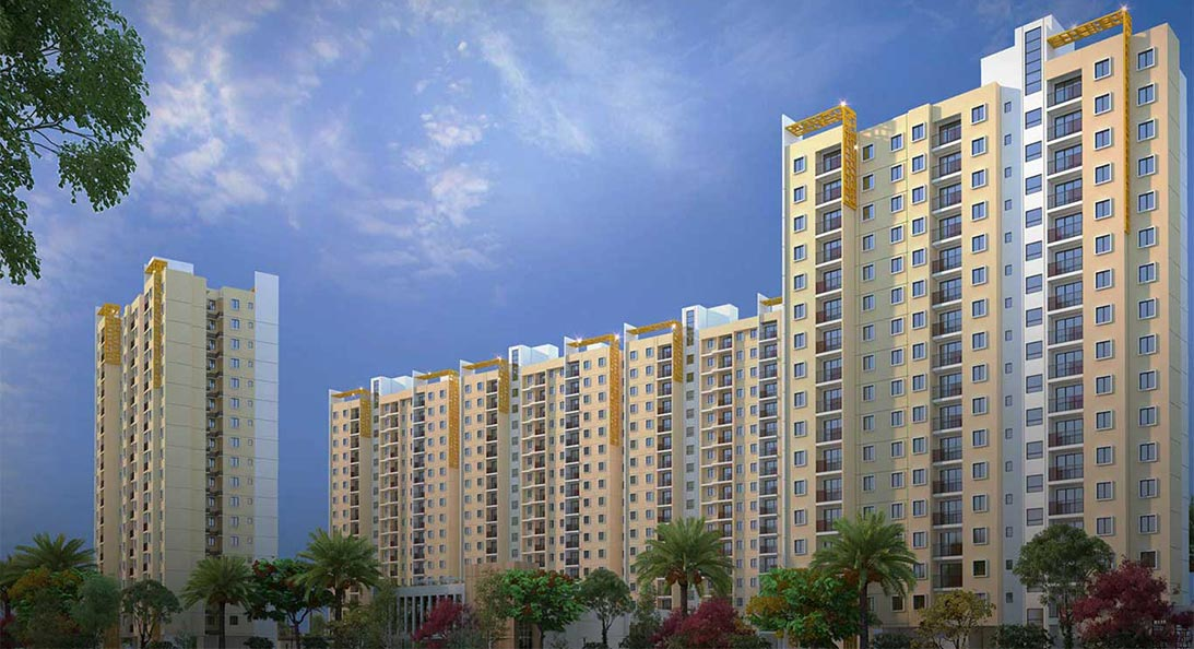 Ideal Aurum Sonarpur