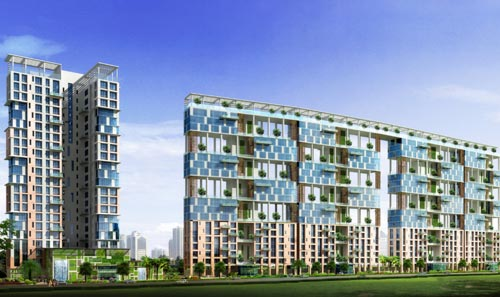 Ideal Exotica – Ready to Move in flat
